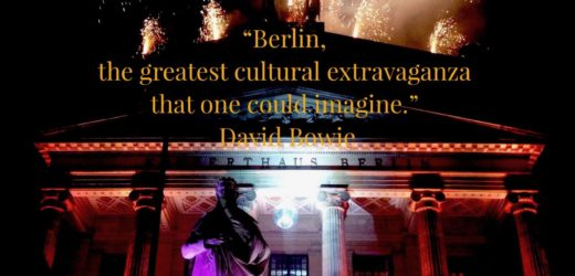 Wanderlust Quote Berlin