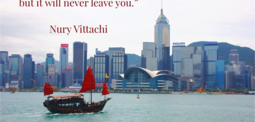 Wanderlust Quote Hong Kong