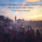 Wanderlust Quote Marrakech