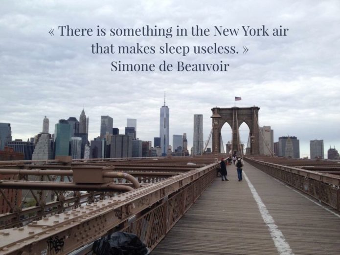 Wanderlust Quote New York