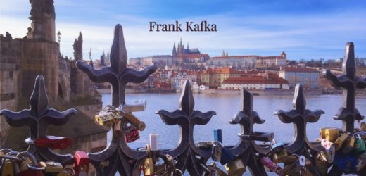 Wanderlust Quote Prague